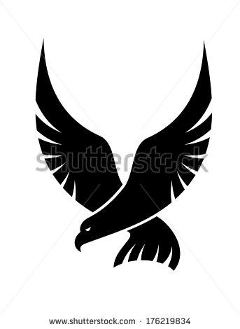 Wings clipart falcon wings Wings Clip Falcon Art art
