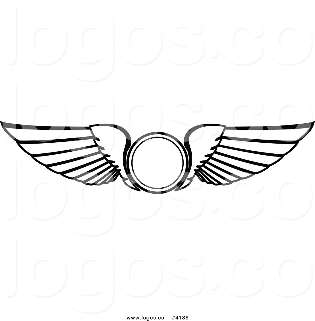 Wings clipart flight attendant Clipart by Free White Wings