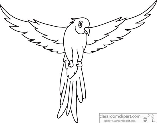 Red-and-green Macaw clipart Parrot clipart Kb blue Size: