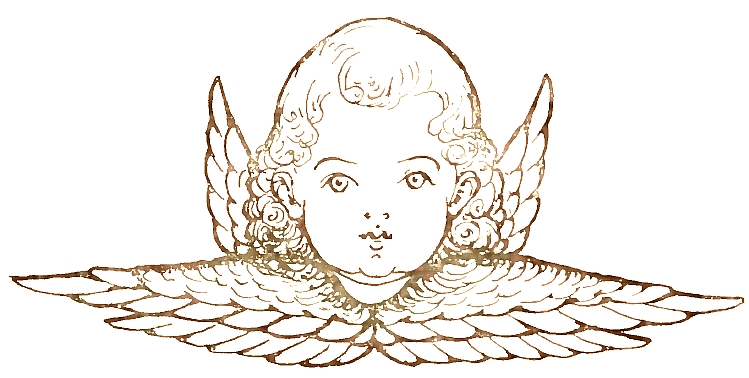Wings clipart little angel Angels Clipart angel Baby face
