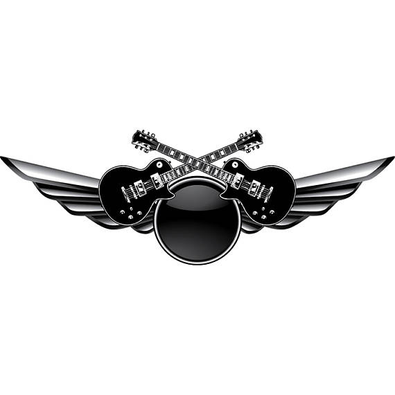 Wings clipart plane Space Plane Rock EPS Roll