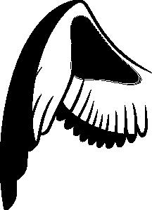 Wings clipart printable Art Printable Clip Wings Free