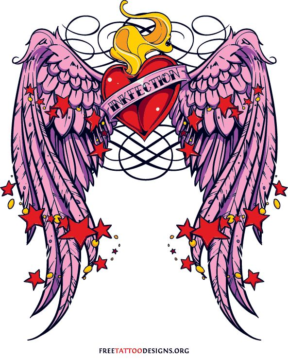 Wings clipart winged heart Dad  best my 112