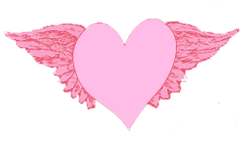 Wings clipart winged heart Day Valentine's Free Valentine's –