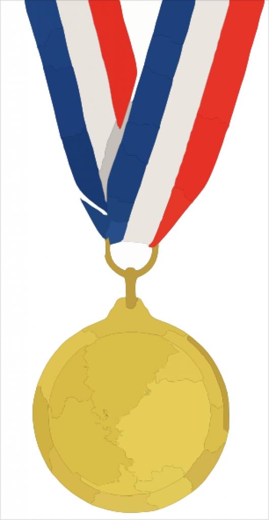 Winning clipart gold medal winner Medal kid gold art teachers