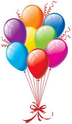 Balloon clipart happy birthday Clipart balloon birthday free Birthday