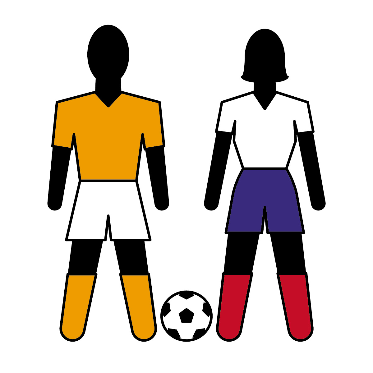 Soccer clipart athletic boy Player Clipart Football Images Clipart