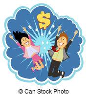 Winning clipart lottery winner Illustrations Lottery Clip 546 Lottery