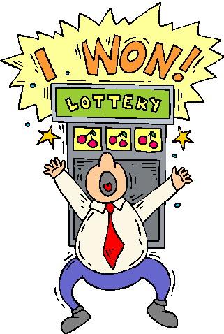 Winning clipart lottery winner Art – Lottery Ticket 50