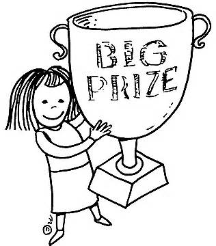 Winning clipart prize A Download Clip Prize Art