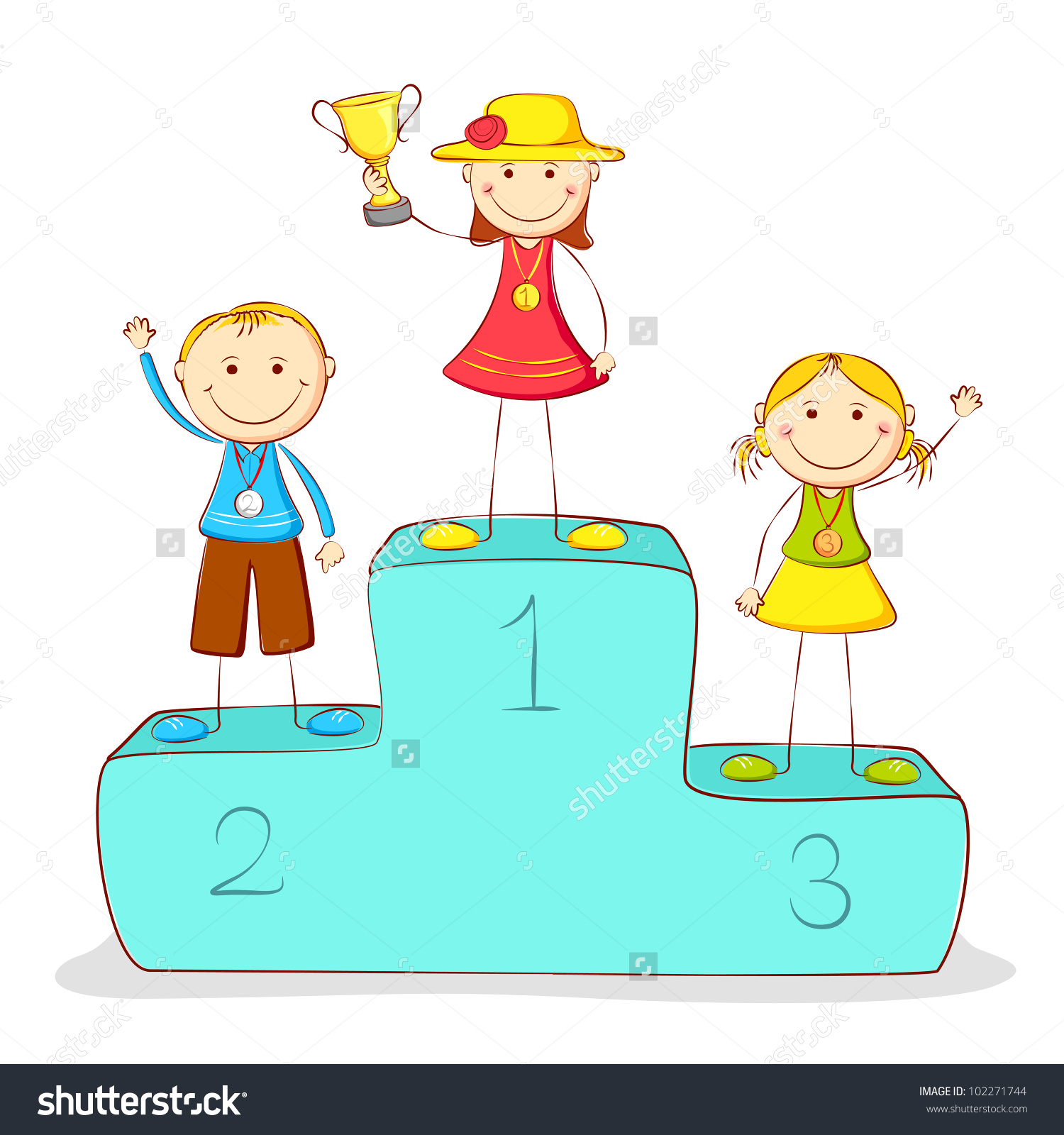 Winning clipart victory stand Collection Standing standing Victory On