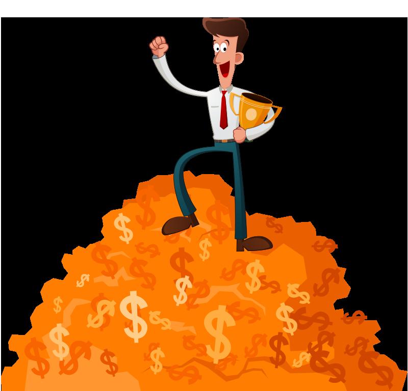 Money clipart mountain #10