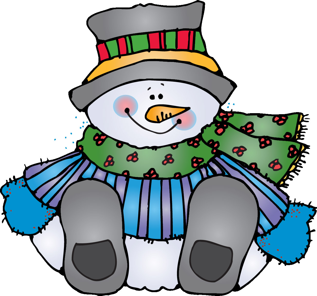 Winter clipart Art Free Printable Clipart Clipart
