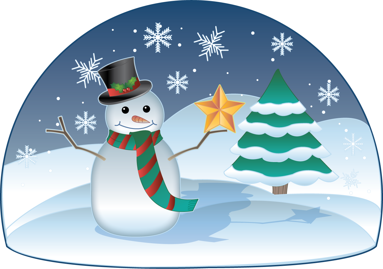 Saying clipart winter wonderland Clip clip season images kid