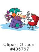 Winter clipart bbq Illustration #436767 Free Clipart Winter