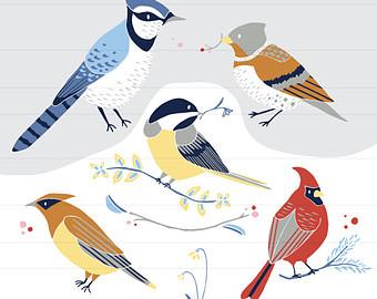 Winter clipart bird Pinterest CLIPART clipart design WINTER