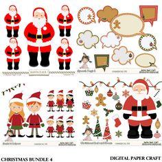Winter clipart choir Christmas Christmas clipart Elves Clipart
