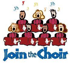 Winter clipart choir Clip Music Art Google concert