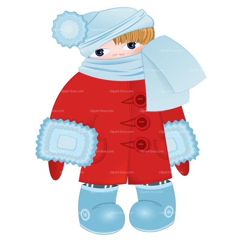 Winter clipart cold child Clipart Child Clipart Contributors Cold
