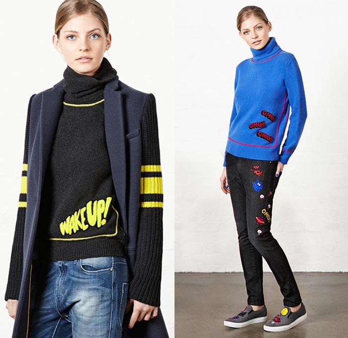 Winter clipart jeans Jeans Fall Art Lookbook Mira