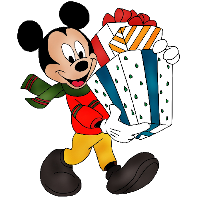 Winter clipart mickey mouse Clipart Disney_Mickey_Mouse_Xmas_Clipart_Image collection hd Christmas