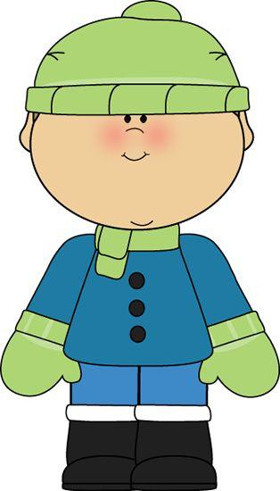 Winter clipart preschool Winter Pinterest Boy Invierno best