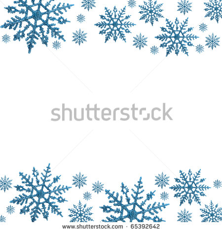 Winter clipart winter time Schliferaward Clip schliferaward Art Borders
