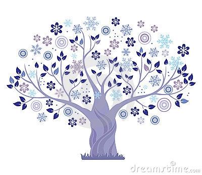 Winter clipart winter tree Pivot Winter tree schliferaward winter
