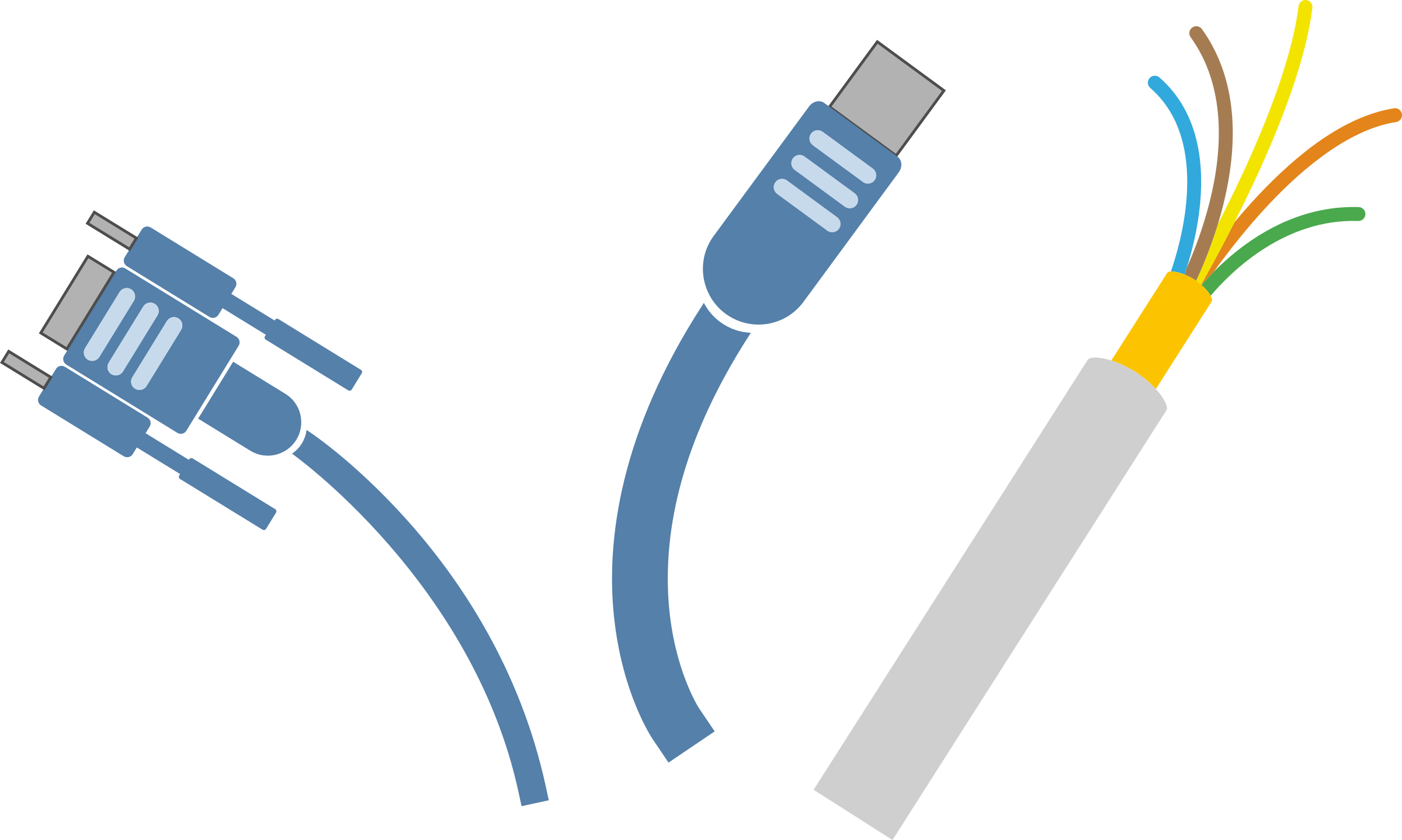 Plug clipart electric wire #9