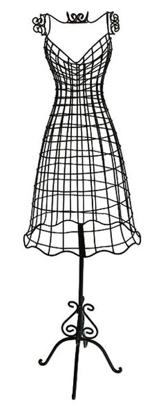 Wire clipart mannequin Adorable Sewing Base Metal Form