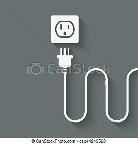 Plug clipart electric wire #10