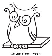 Wisdom clipart closed eye On Owl 936 symbol Wisdom
