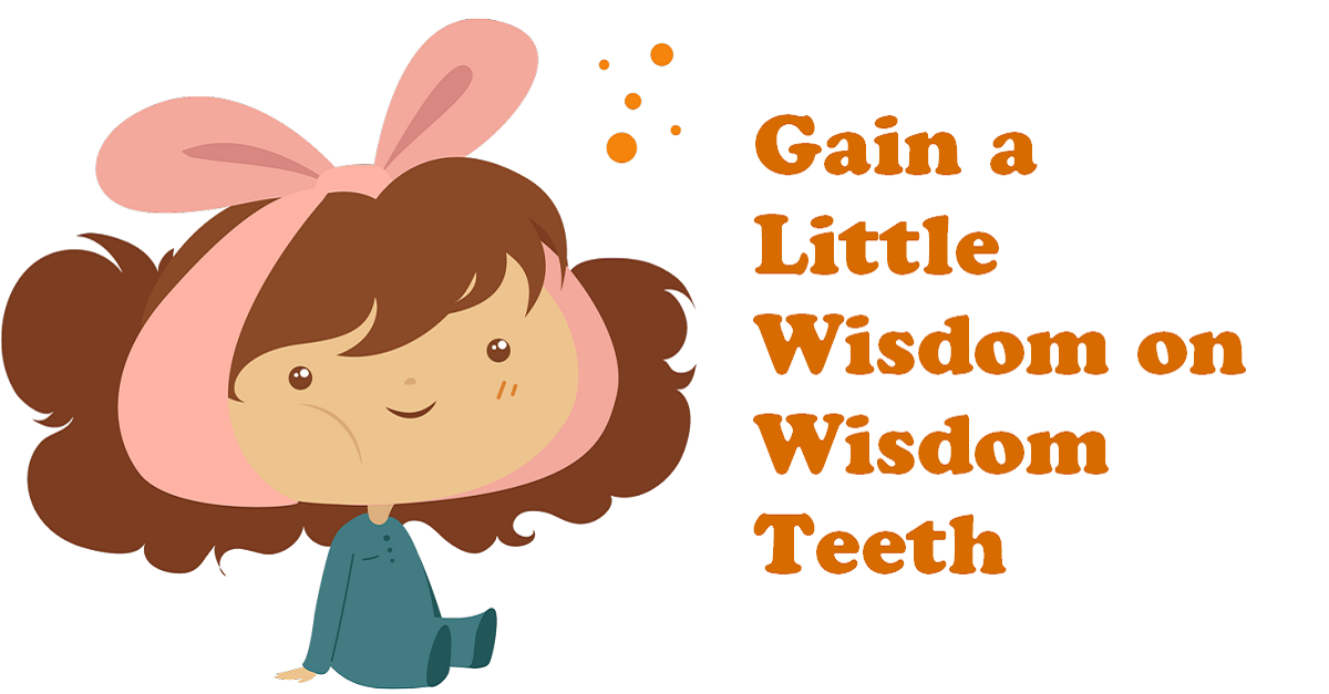 Wisdom clipart happy Little Teeth Ottawa Little a