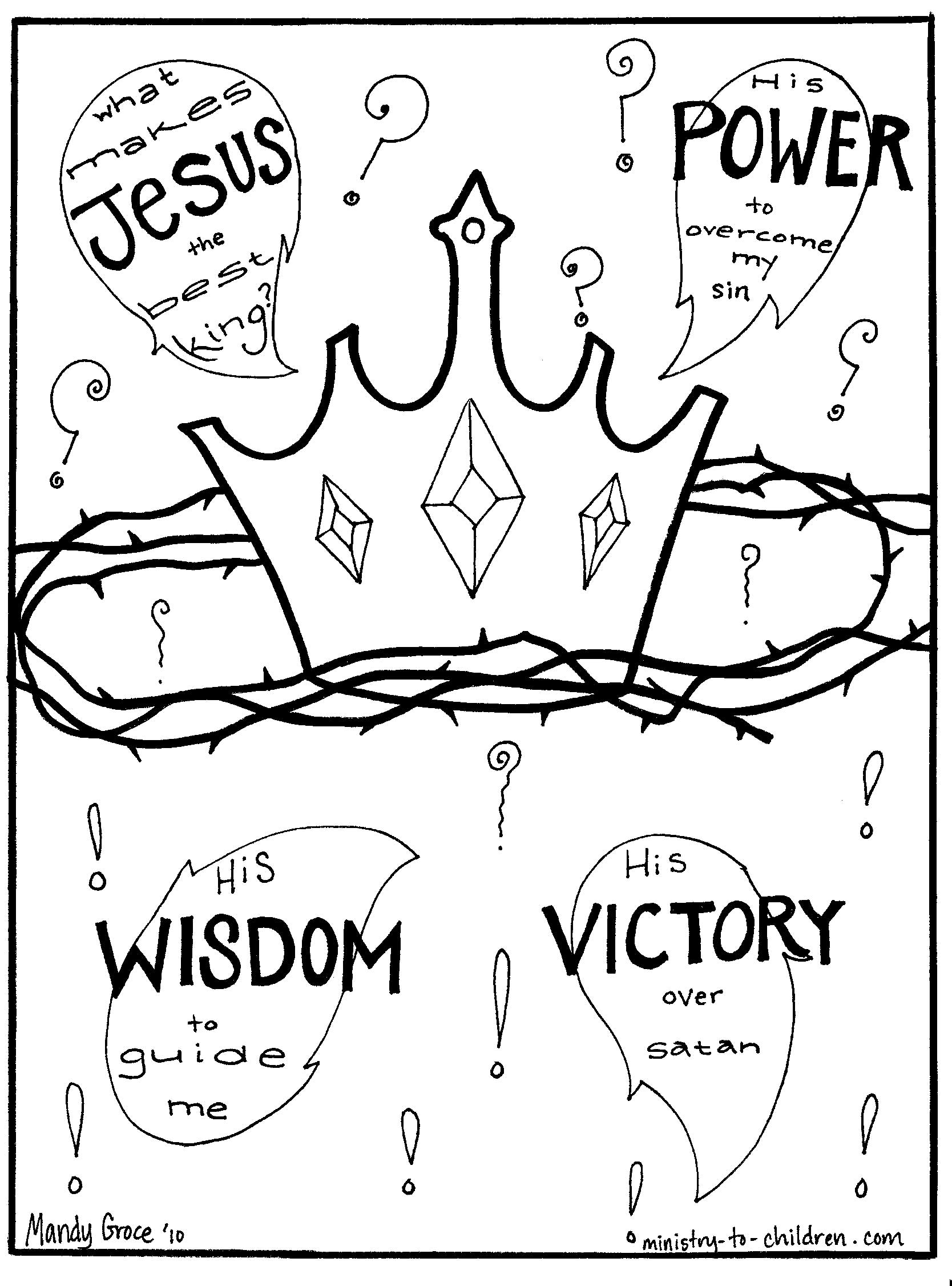 Wisdom clipart king saul Coloring : Coloring King