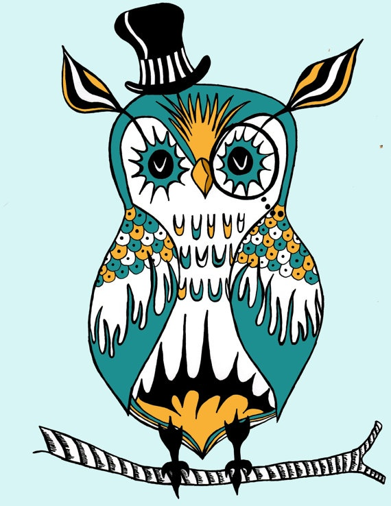 Wisdom clipart night owl MERICAN Ashley by about on