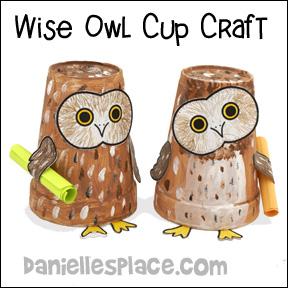 Wisdom clipart school The Verse Crafts Paper Wisdom