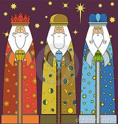 Wisdom clipart wise man Seek Men  January three