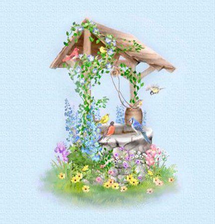 Wishing Well clipart Pinterest Wishing Wishing on Well
