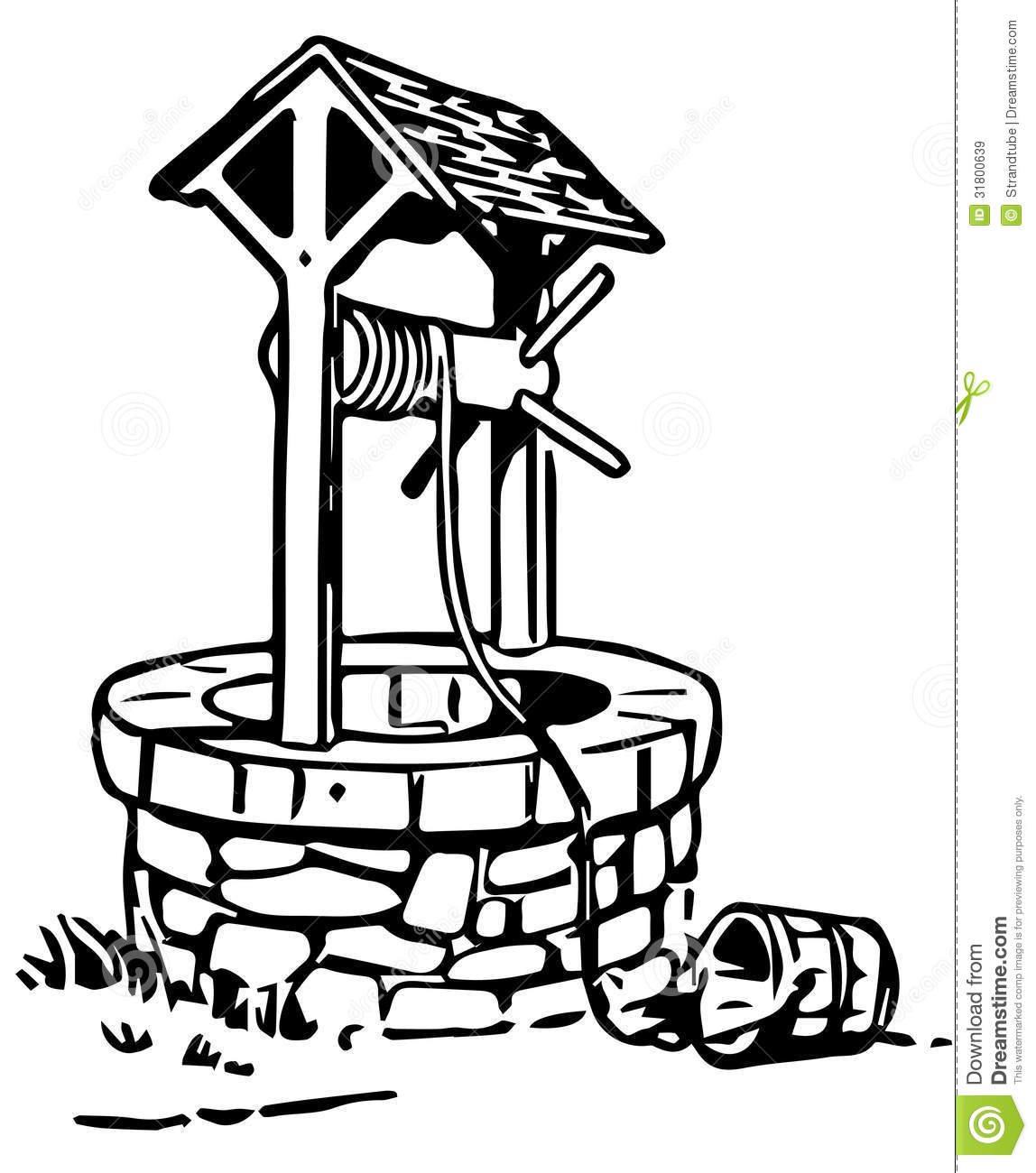Wishing Well clipart water well Pinterest of image Explore Well