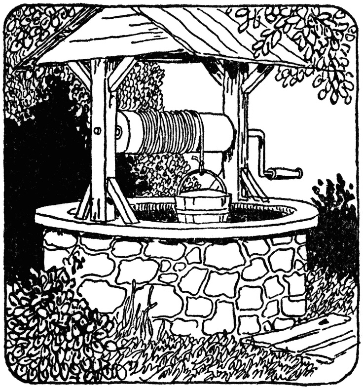 Wishing Well clipart water well Wishing about Stone 11 Well