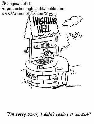 Wishing Well clipart wishes Wish Grammar ESL Resources well
