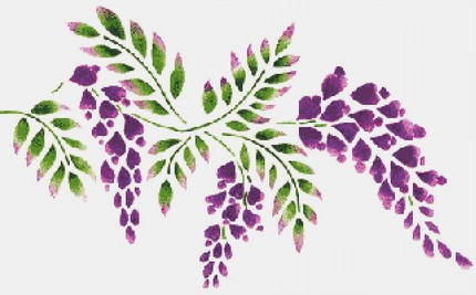 Wisteria clipart Wisteria Clipart Clipart Wisteria Download