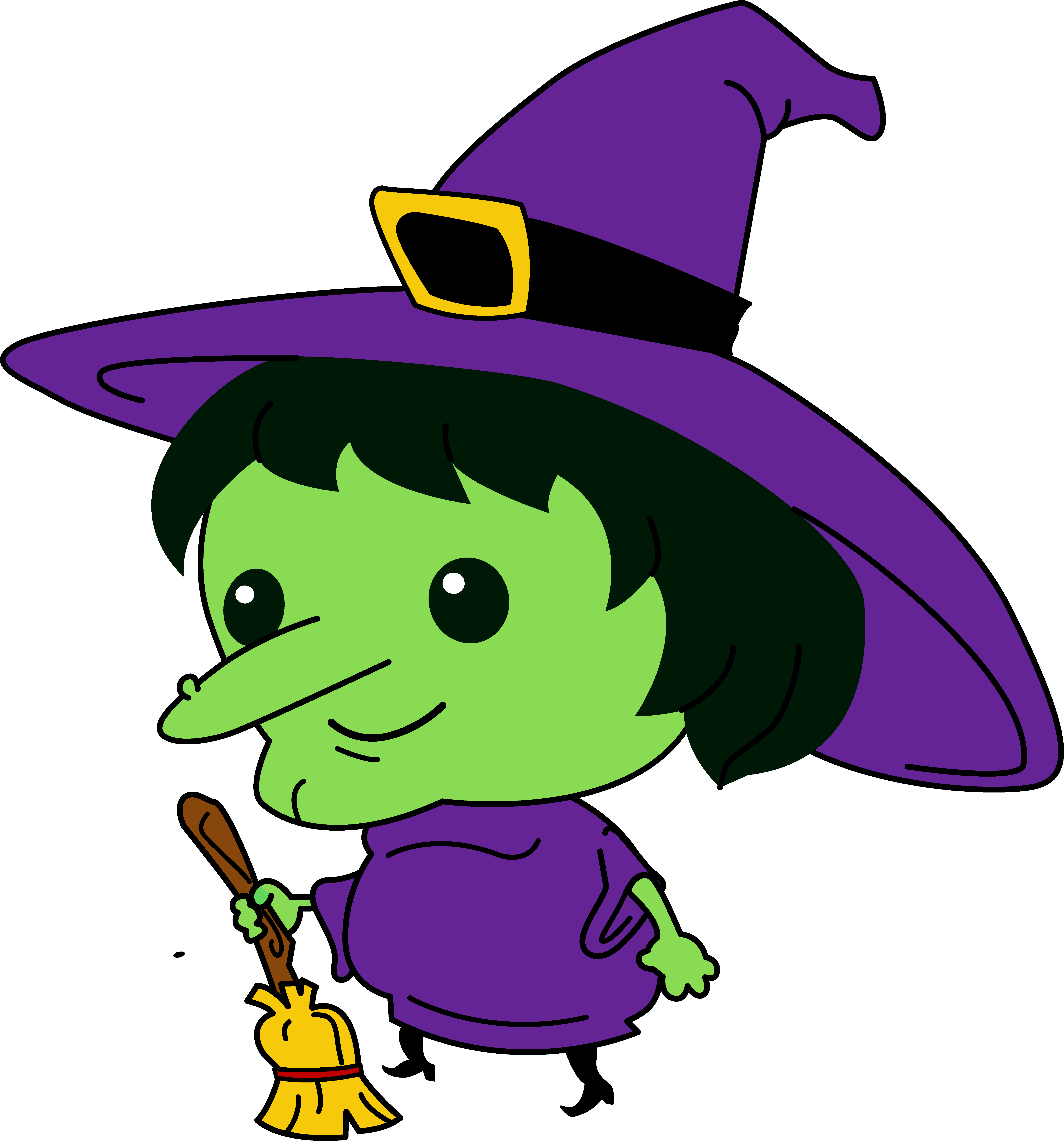 Witch Hat clipart cute owl Images Clip Clip Free Free