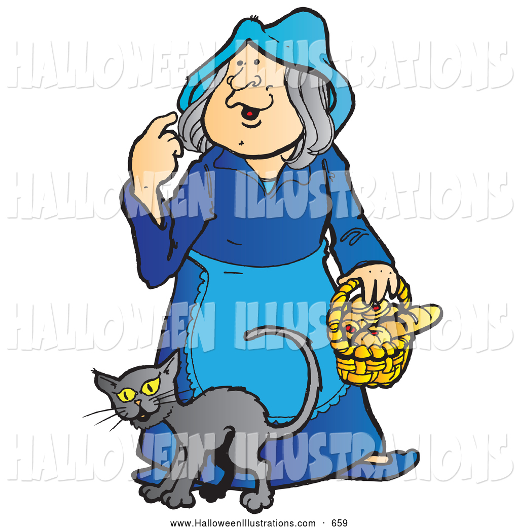 Witch clipart blue Friendly%20witch%20clipart Clipart Friendly Witch Panda