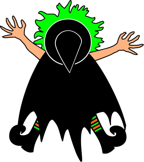 Witch clipart bowl Art 97 clip bjl on
