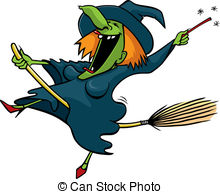 Witch clipart cackle Cackling crazy  fun and