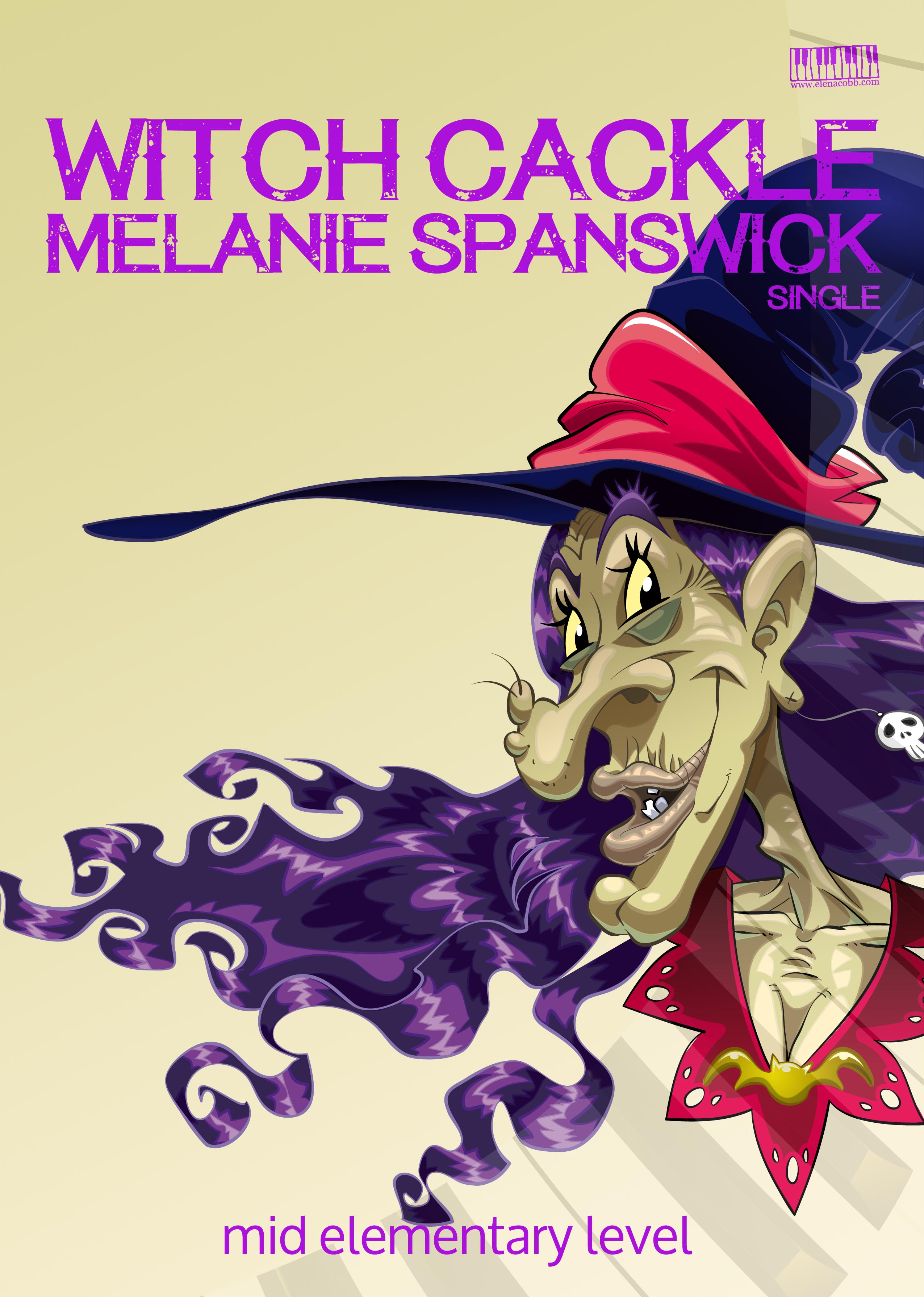 Witch clipart cackle Witch Witch Level Cackle Pianist