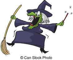 Witch clipart cackle Cackle crazy  fun and