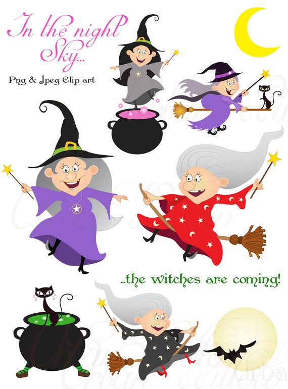 Witch clipart cackle /// in CACKLING Pinterest dpi