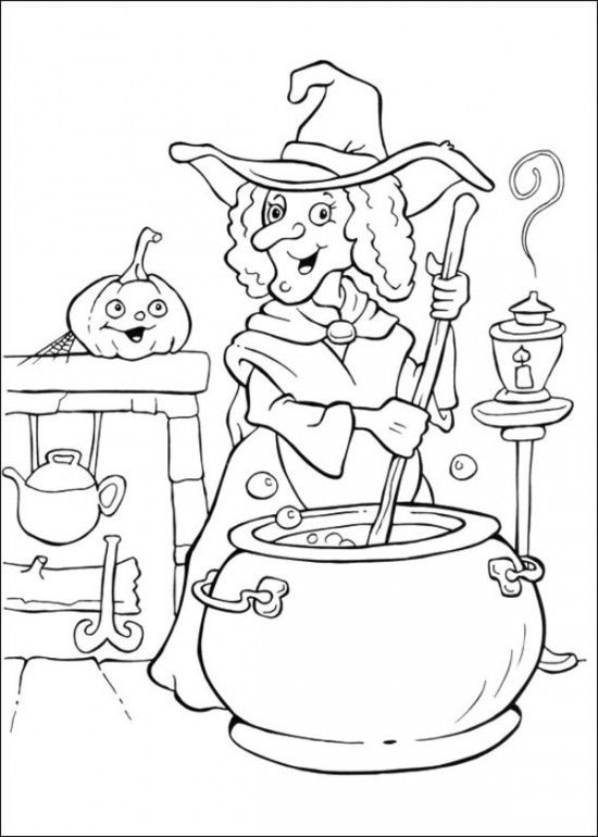 Witch clipart color For Pinterest images on Clip